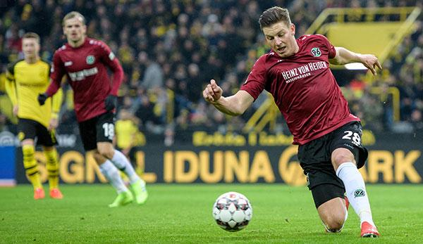 Bundesliga: Curious clause: Kevin Wimmer near Hannover 96 in a dead end street