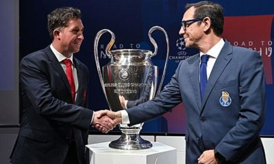 Champions League: Quarter-finals: Who will show the second legs?