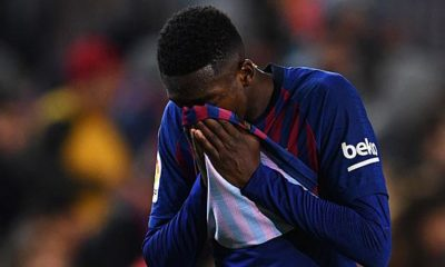 """Primera Division: """"Whole toilet coked up."""" Dembele penalty announced in garbage trial"""