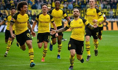 Bundesliga: BVB: Alcacer back in team training