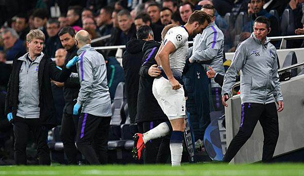 "Champions League: Kane threatens out of season: ""Very, very sad"""