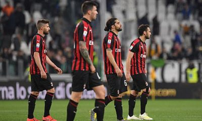 Serie A: FFP: Milan threatens exclusion from European Cup