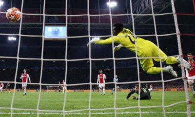 Champions League: Ronaldo goal saves Juve draw in Amsterdam
