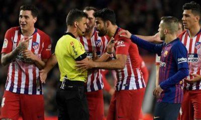 Primera Division: Insult: Costa threatens draconian punishment