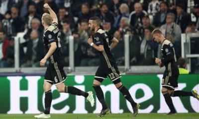 Champions League: Sensational Ajax also knocks out Juve