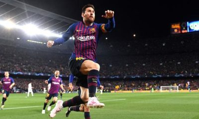 """Champions League: Messi humiliates United: """"Just doesn't give a better one"""""""