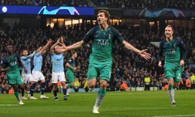 Premier League: Manchester City vs. Tottenham Hotspur live today