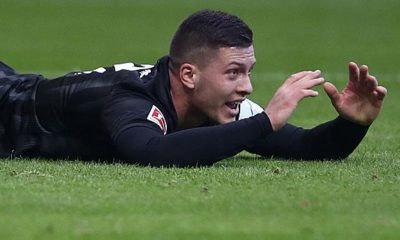 Bundesliga: Will Real talent be integrated into Jovic deal?