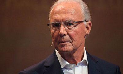 Bundesliga: Beckenbauer grandson probably before Buli contract