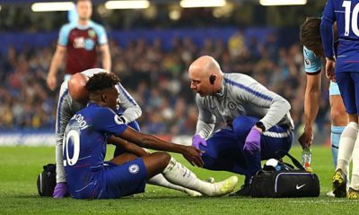 Premier League: FC Chelsea to extend their contract with Hudson-Odoi despite injury