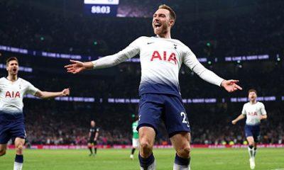 Premier League: Spurs scratch late past embarrassment