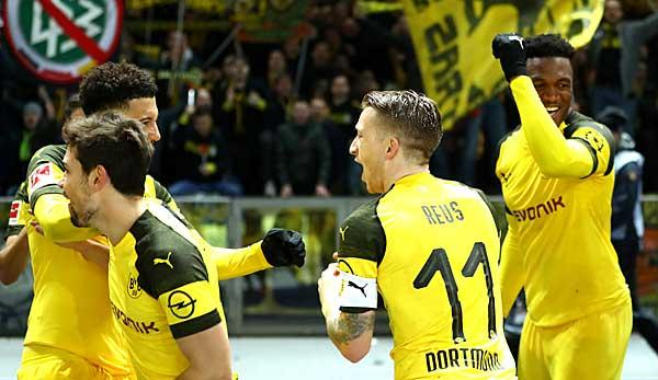 Bundesliga: BVB stars probably collected megapremium for victory