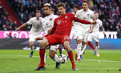 Bundesliga: Against whom does the FCB play at the weekend?