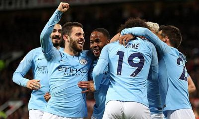Premier League: ManCity breaks its own goal record