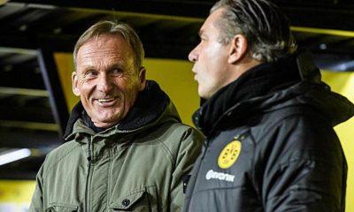"Bundesliga: Watzke combative: ""We will try everything"""