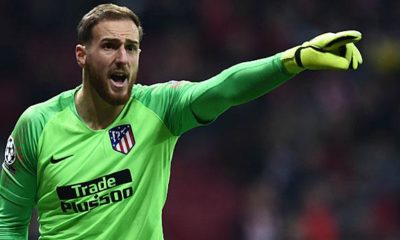 Premier League: United probably thinks about Atletico keeper Oblak