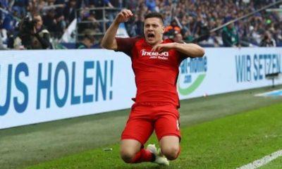 Bundesliga: Kovac: Make Jovic the world's best player