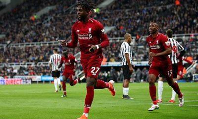 "Premier League: Liverpool's Origi dedicates his goal to injured Salah: ""Had to do it for him."""