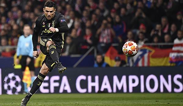 Champions League: Season 2018/19: Top goal scorer and referee