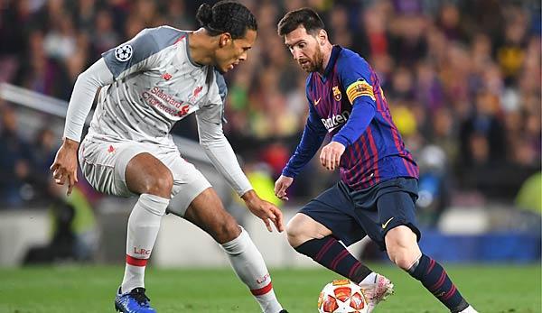 Zapatillas 2018 buena venta buena calidad El FC Liverpool contra el FC Barcelona en directo hoy ...