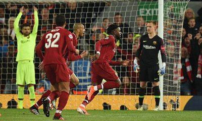 "Champions League: ""Was rehearsed - demanded the ball"": Origi explains wrong corner kick"