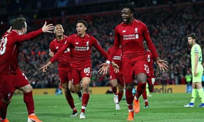 Champions League: Piano instead of console: Origis complicated way to the Liverpool hero