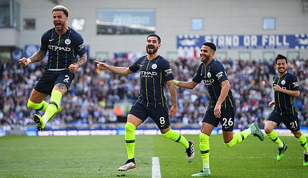 Premier League: City is champion - Liverpool wins pointlessly