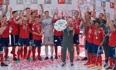 Bundesliga: When was the last time the FCB won the championship at home?