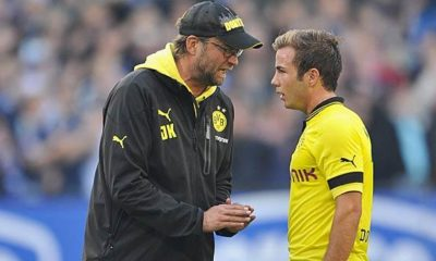 Bundesliga: Götze: So Klopp intimidated me back then