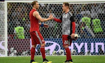 DFB-Team: Goalkeepers worry Löw