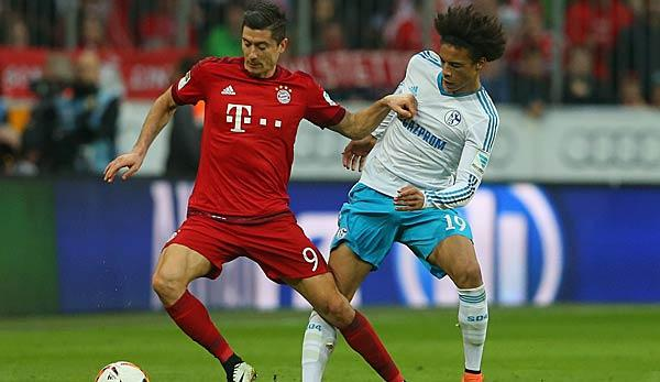Bundesliga: Lewandowski supports Sane-Transfer to FC Bayern