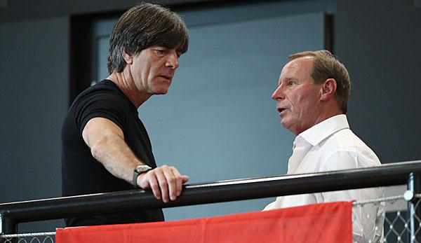 DFB-Team: Not fan-close: Vogts attacks DFB