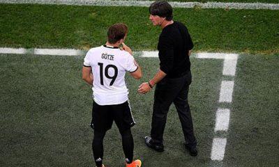 DFB-Team: Despite renouncement: Löw opens door for Götze