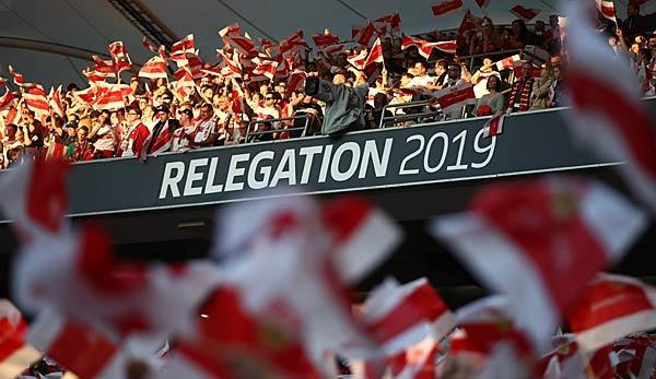 Bundesliga: Bundesliga, 2. league, 3. league: broadcasting of the relegation 2019 on Free TV?