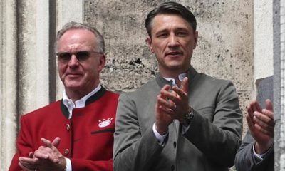 Bundesliga: Kovac in, Boateng out: The Day of Clear Words at FC Bayern