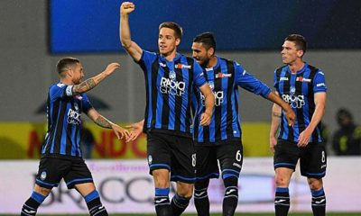 Series A: Bergamo and Inter make CL clear