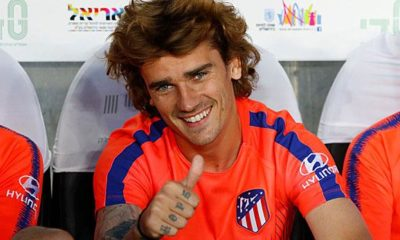Premier League: ManUnited is probably involved with Griezmann
