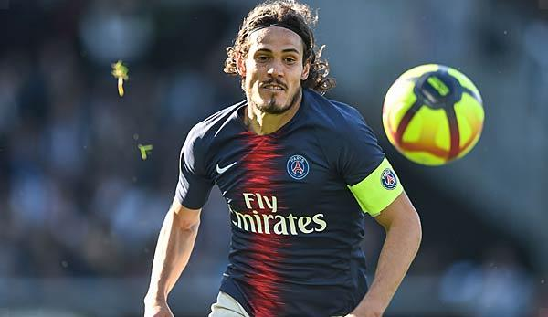 Champions League: Cavani after CL-Aus: Needed a doctor to be able to sleep
