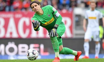 Bundesliga: Gladbach hires new goalkeeper