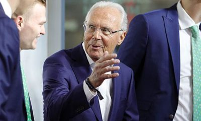 Bundesliga: Beckenbauer wants Klopp as Bayern coach
