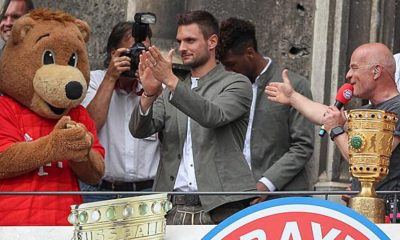 "DFB-Team: Ulreich: ""I did a lot right"""