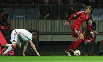 """DFB-Team: """"Schnickser"""" New explains cool dribbling"""