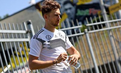"DFB team: Goretzka warns to be calm: ""Upheaval far from over"""