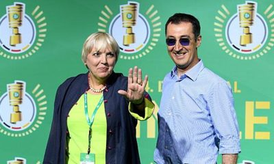 DFB-Team: Claudia Roth: DFB? That must change