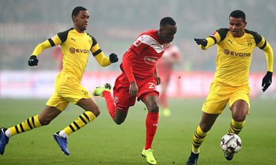 Bundesliga: Top clubs vie for Dodi Lukebakio