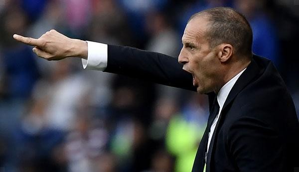"""Series A: Allegri feels """"betrayed"""" by Juventus"""