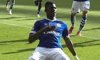 Bundesliga: Official: Embolo has a new club
