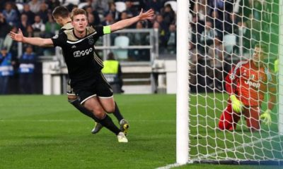 Series A: Report: De-Ligt-change to Juventus before completion