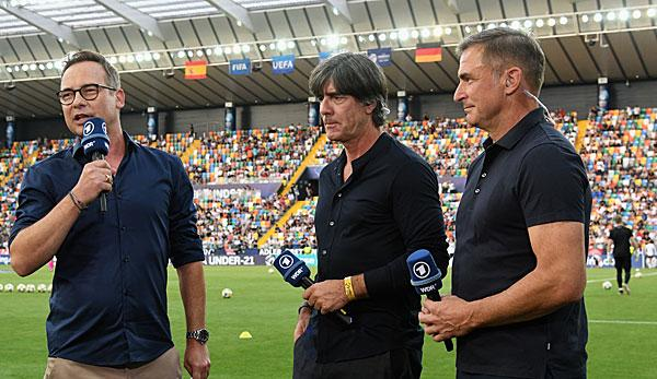 DFB-Team: Löw names two possible successors