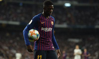Bundesliga: Report from Spain: Barca rejects first Bavarian offer for Dembele